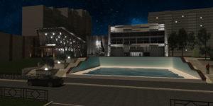 Ресторан и Кинотеатр