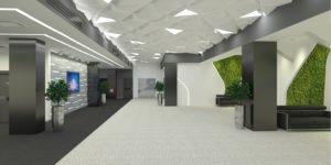 проект холла конференц зала