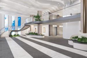 Офисный холл